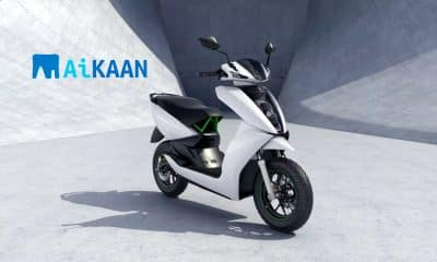 Ather Energy obtains rights to AiKaan's over-the-air platform