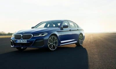 BMW drives in 5 Series M Sport Carbon Edition tagged at Rs 66.3 lakh
