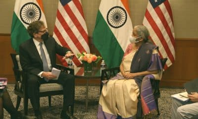 FM Sitharaman discusses investment opportunities in India with US Corporate leaders