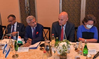 Jaishankar encourages Israeli businesses to focus more deeply on opportunities in India