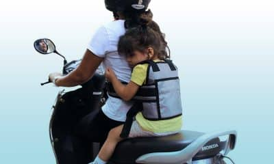 MoRTH proposes 40 kmph speed limit for motorcycles with child pillion passenger