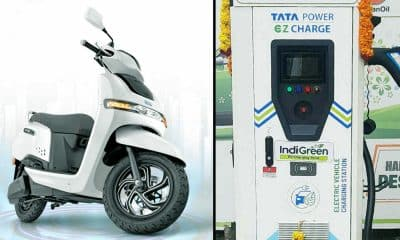 TVS Motor ties up with Tata Power to set up EV charging infra across country