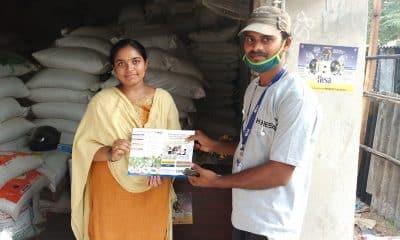 Hesa receives 450K grant from NABARD to upskill rural women in Odisha