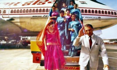 Ratan Tata's emotional note after winning Air India bid