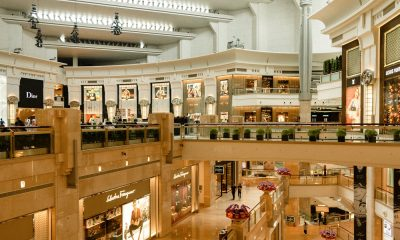 Business rebounds to almost pre-pandemic levels, malls record higher percentage of revenue