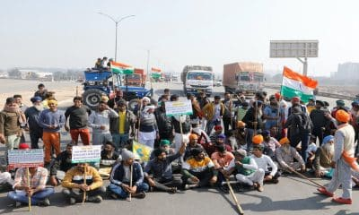 Not against right to protest but roads cannot be blocked: SC