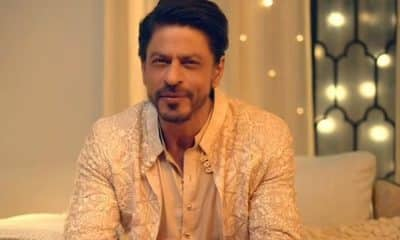 Ads featuring Shah Rukh Khan coming back after a pause