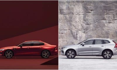 Volvo launches two petrol mild hybrid models of sedan S90, SUV XC60